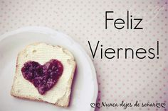Buenos dias y feliz #viernes a todos!!