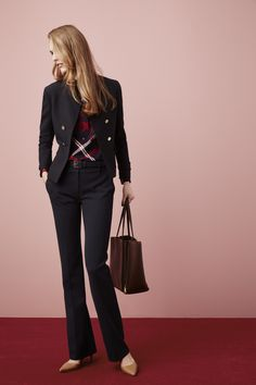 More put-together than a sweater. More versatile than a coat, meet the Smart Blazer.