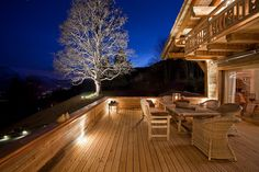 32 Amazing Deck Lighting Ideas Which Add A Charm To Your House - Interior Design Inspirations