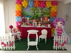 Festa Lalaloopsy Birthday Party Ideas