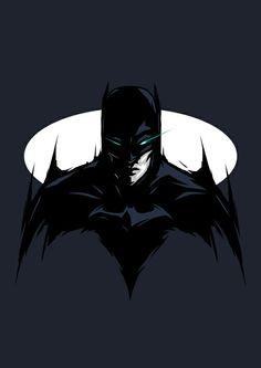 Batman by Steven Toang Wei Shang