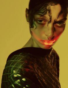 Rebeka Beauty - Photographer Benjamin Vnuk