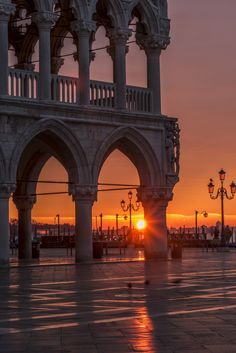 https://flic.kr/p/HbXUXo | sunrise in Venice