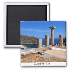 Karthaea - Kea Magnets