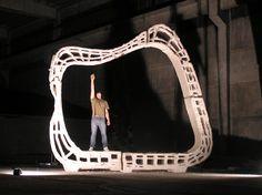 Stampare edifici con macchine 3D ideate apposta allo scopo è possibile?