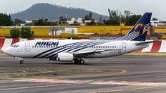 Photo of XA-UXT - Boeing 737-322 - Magnicharters