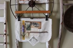 Molli Belle Studio: Hey Blogtopia,      Just finished this vintage lin...