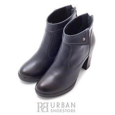 Botine dama din piele naturala Leofex - 445 blue Rubber Rain Boots, Shoes, Fashion, Moda, Zapatos, Shoes Outlet, Fashion Styles, Shoe, Footwear