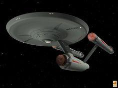 Constitution class USS Enterprise (NCC-1701)