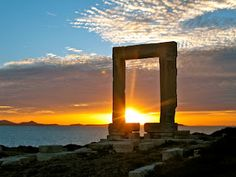 Apollo's Door, Naxos Greece