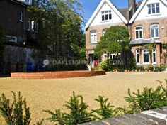 RonaDeck Resin Bound Surfacing, Central London laid by Approved Contractor @Oakleighmano