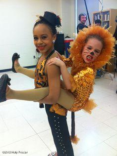 Nia and Mackenzie