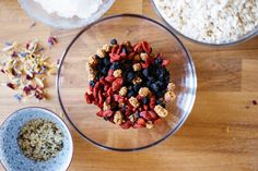Learn What 4 Berries Can Do For Your Health And Wellness For Your Health, Health And Wellness, Benefits Of Berries, Chinese Medicine, Eat Breakfast, Amino Acids, Superfoods, Immune System, Granola
