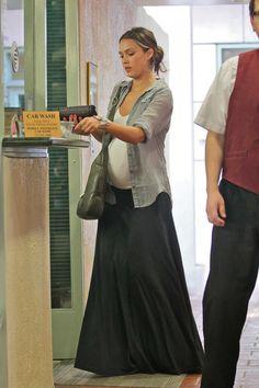 Celebrity Maternity Style, Stylish Maternity, Maternity Wear, Maternity Fashion, Pregnant Jessica Alba, Pregnant Outfit, Pregnancy Looks, Pregnancy Style, Jessica Alba Style