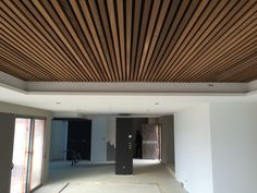 Pergola Kit Home Depot Wood Slat Ceiling, Basement Ceiling Painted, Wooden Ceilings, Timber Pergola, Pergola With Roof, Pergola Patio, Pergola Kits, Pergola Ideas, Roof Design