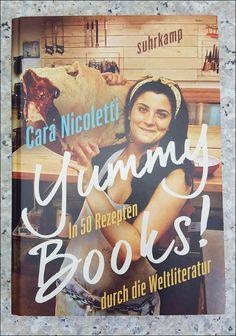 : In 50 Rezepten durch die Weltliteratur von Cara Nicoletti Free Pdf Books, Blog, Reading, Faces, Grilled Peaches, World Literature, Book Recommendations, Inspirational, Pocket Books