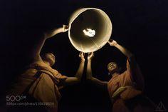 socialfoto:  Bring Me Luck by lamo #SocialFoto   Bangkok Chiang...