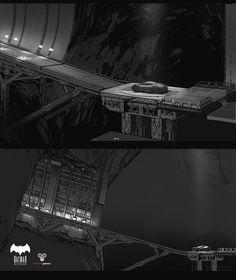 The Batcave & Wayne Manor concepts for Telltals Batman series! Batman Batcave, Batman Vs Superman, Character Concept, Concept Art, Wayne Manor, Futuristic Armour, Batman Universe, Dc Characters, Batmobile