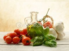 typical italian ingredients