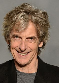 """A fan question about Capaldi's evolving hair cracked the actor up. """"There's no controlling it, it just does what it wants,"""" he said with a laugh. """"There should be an episode about the Doctor battling his own hair. I think that's why it was time to leave, if I had stuck around you'd no longer be able to see my face."""""""