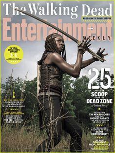 'The Walking Dead' Cast Covers 'EW,' Reveal Feelings About Season Finale | walking dead ew covers 06 - Photo