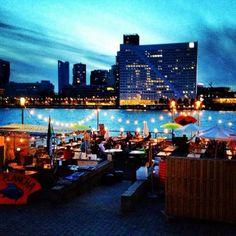 A La Plancha. Rotterdam, The Netherlands