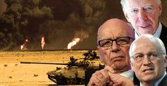 Rothschild, Cheney and Murdoch Begin Drilling for Oil in Syria — A Violation of Int'l Law - http://www.world-exposed.com/rothschild-cheney-murdoch-begin-drilling-oil-syria-violation-intl-law/