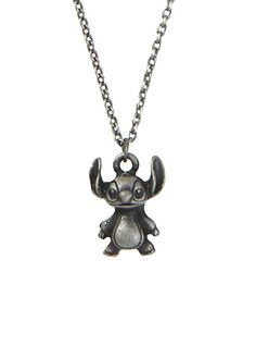 Disney Lilo & Stitch Charm Necklace | Hot Topic