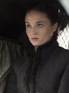 "Sansa Stark #GoT Season 5 Episode 01 ""The Wars To Come"""
