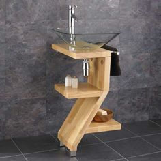 Floor Mount Trapani Basin with Tap, Waste & Bottle Trap