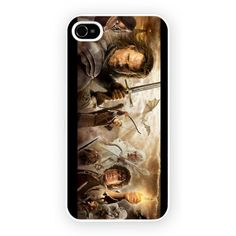 The Lord of the Rings: The Return of the King - Montage iPhone 4 4s and iPhone 5 Cases