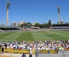 WACA Baseball Field, Cricket, Around The Worlds, Tours, Australia, Spaces
