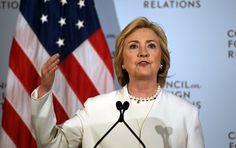 Oops! Hillary Clinton Mistakenly Says US 'Suffered No Losses in Libya'