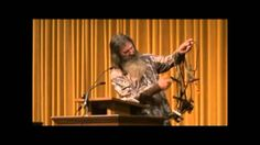 Duck Dynasty's Phil Robertson Speaking, via YouTube.