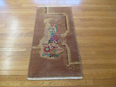 2' X 3' 10 Chinese Rug Discount Oriental by LesniakOrientalRugs, $200.00