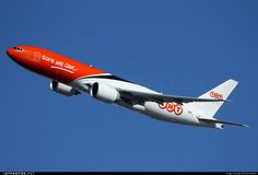 Boeing 777-FHT OO-TSA 38969 New York John F. Kennedy Int'l Airport - KJFK