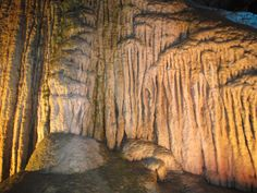 Howes caverns ,if u live in ny of are visiting . this is a must see.