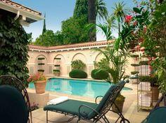 BEVERLY HILLS HOTEL  Beverly Hills, California