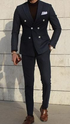 men suits - The Blue Suit Collection - Apocalypse Now And Then Mens Casual Suits, Dress Suits For Men, Classy Suits, Stylish Mens Outfits, Mens Fashion Suits, Cool Suits, Mens Suits, Formal Suits For Men, Stylish Prom Suits