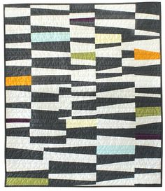 Quilts Made Modern by Barbara Perrino :: cones | REPINNED