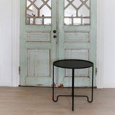 Coco Tea Side Table, Panther Black - Caroline Ek - Caroline Ek - RoyalDesign.co.uk