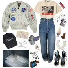 martens, abercrombie & fitch and lomography nerd outfits, Indie Outfits, Retro Outfits, Grunge Outfits, Vintage Outfits, Cool Outfits, Casual Outfits, Aesthetic Fashion, Aesthetic Clothes, Aesthetic Art