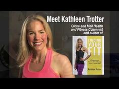 I just created this fun iMovie about my book Finding Your Fit! Take a look :-)