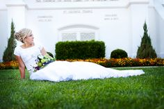 St. George Utah Temple Bridal Photography