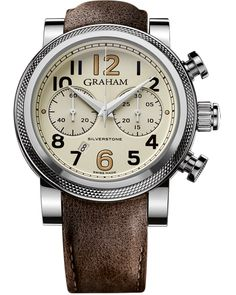 Silverstone Vintage 30 « New watches « Collection - Graham London
