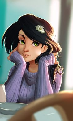 Flor by Raichiyo33 on DeviantArt