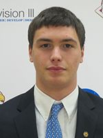 Curtis Hughes '12 plays defense for the Bridgewater Eagles lacrosse team.     www.christchurchschool.org