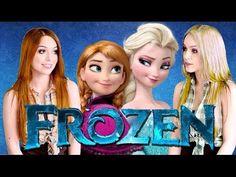 Frozen - Por uma vez na eternidade - Reprise (Não dá) - YouTube