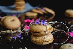 Αφράτα σαμπλεδάκια με μαρμελάδα βερίκοκο - Just life B & B, Truffles, Muffins, Cupcakes, Breakfast, Amazing, Food, Morning Coffee, Muffin