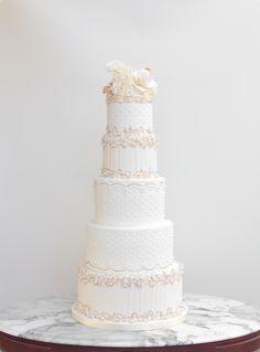 Wedding cake by Sevacha cake